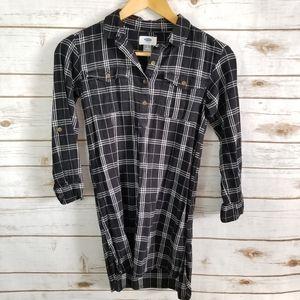 Old Navy   Flannel dress tuni
